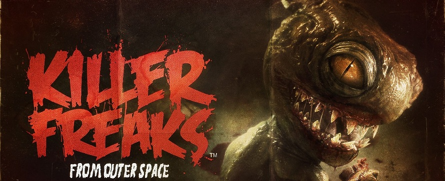 Killer Freaks from Outer Space – neun Minuten WiiU Gameplay