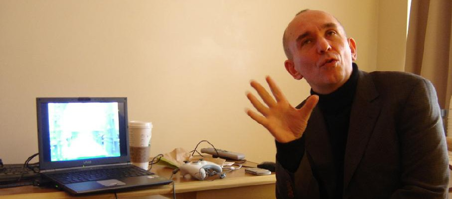 Peter Molyneux – Kinect hat einige Probleme