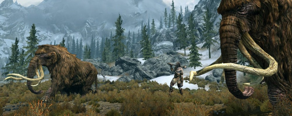 Video Game Awards 2011 – Game of the Year ist: The Elder Scrolls V: Skyrim