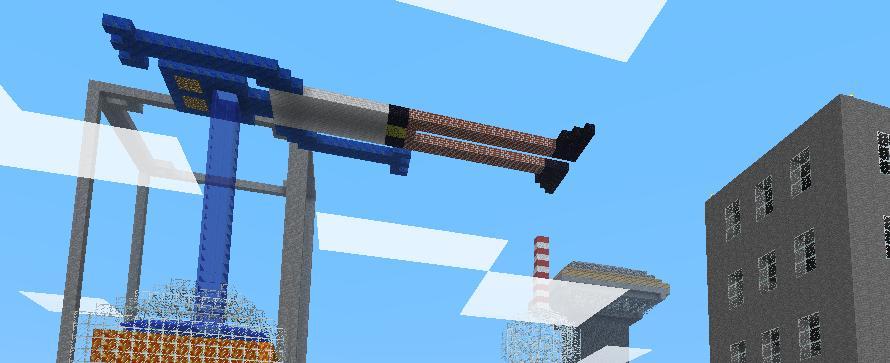 Unser Minecraft Server ist wieder da!