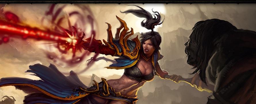 Diablo 3 – Fünf neue Wallpapers für Facebooklikes