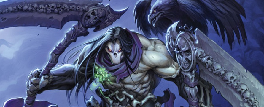 Darksiders 2 – Erstes Video zeigt Tod in Aktion