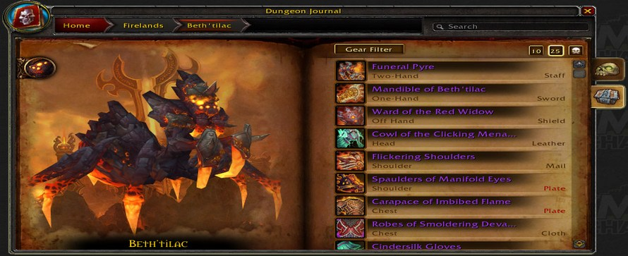 WoW – Encounter Journal kommt mit Patch 4.2