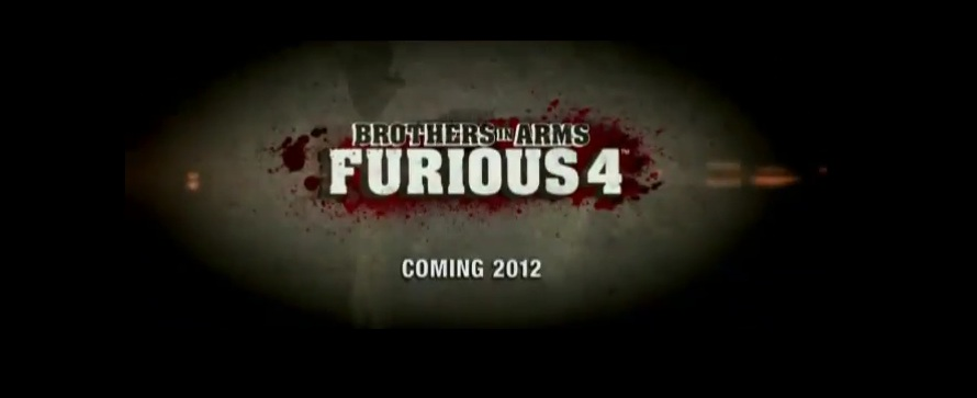Brothers in Arms: Furious 4 – E3 Präsentation