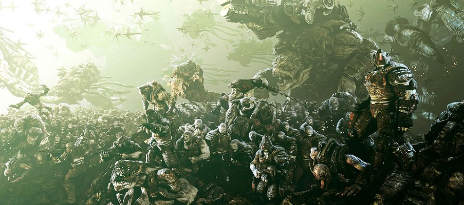 Gears of War 3 – Spieler der Vorgänger werden mit Chrome Skins belohnt
