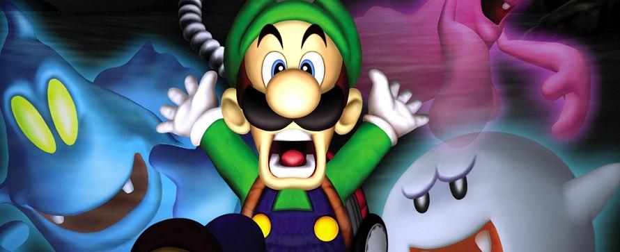 Nintendo E3: Luigi's Manison 2 erscheint für Nintendo 3DS