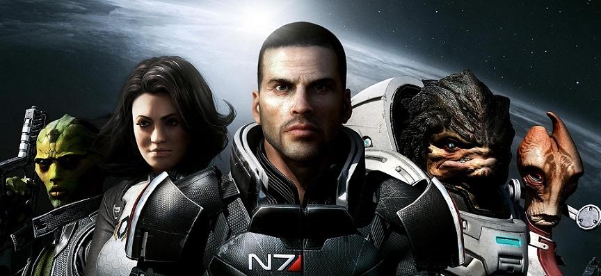 Mass Effect 3: Action-Figuren mit zusätzlichem DLC