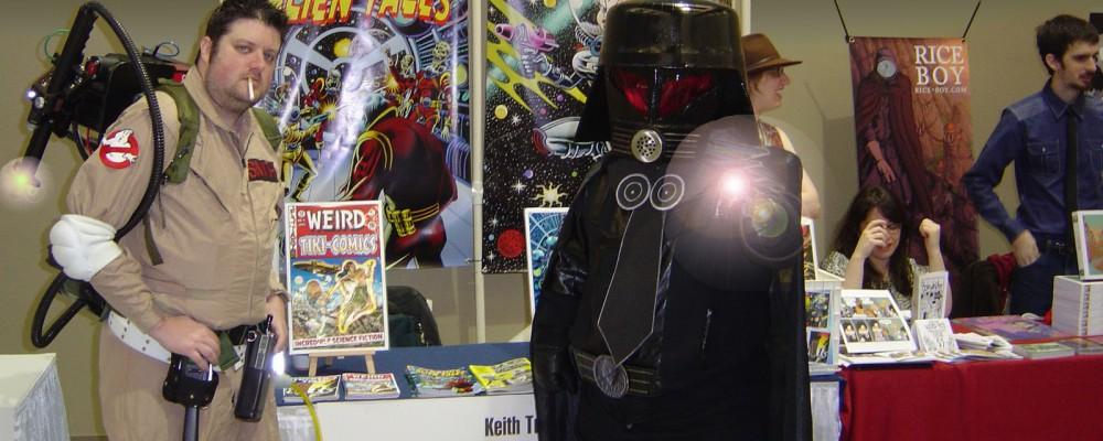 Microsoft gibt Line-Up für Comic-Con 2011 bekannt