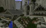 Minecraft: Mittelerde in gigantischen Ausmaßen nachgebaut