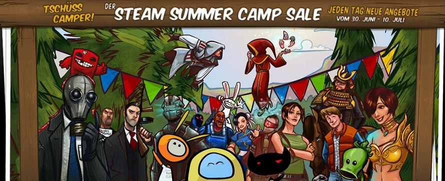 Steam Summer Camp Sale – Tag 11 mit allen bisherigen Verkaufsschlagern