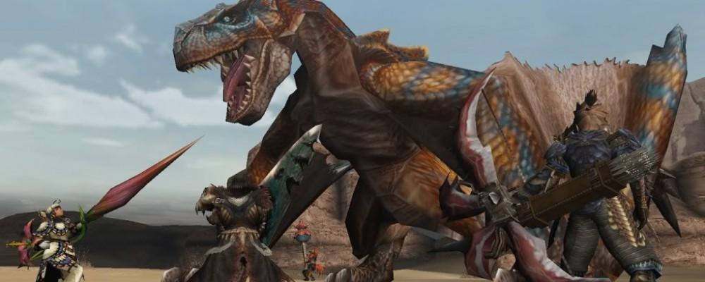Monster Hunter – Weitere Ableger für PS Vita und 3DS geplant