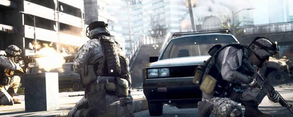 Battlefield 3 Beta – Erste Teilnehmer tummeln sich schon auf dem Schlachtfeld