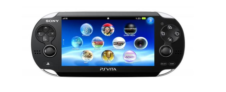 Vodafone ist 3G Partner der PlayStation Vita