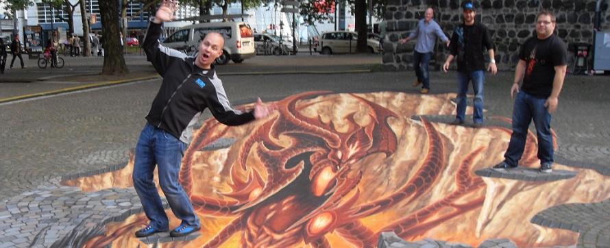 gamescom 2011 – Hellgate: Köln Die Bedrohung durch den Herrn des Schreckens