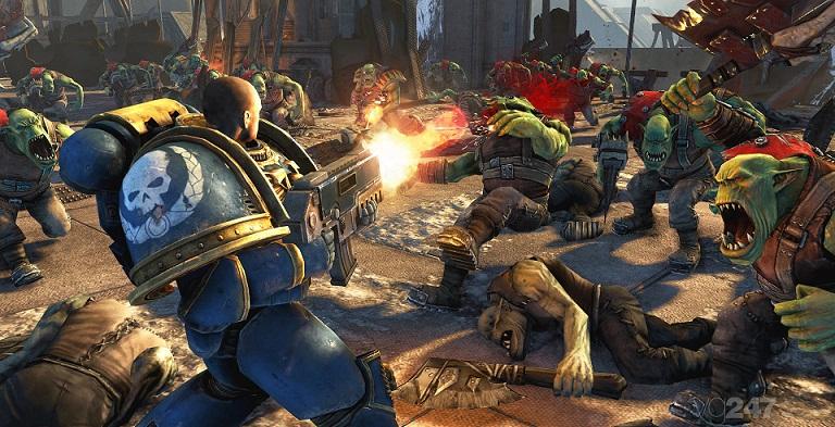 Warhammer 40K: Space Marine – Neuer Trailer und Gameplay-Videos aufgetaucht