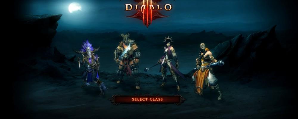 Diablo 3 benötigt eine konstante Internetverbindung