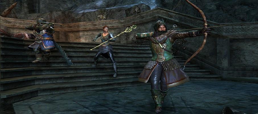 gamescom 2011 – Der Herr der Ringe: Der Krieg im Norden angespielt