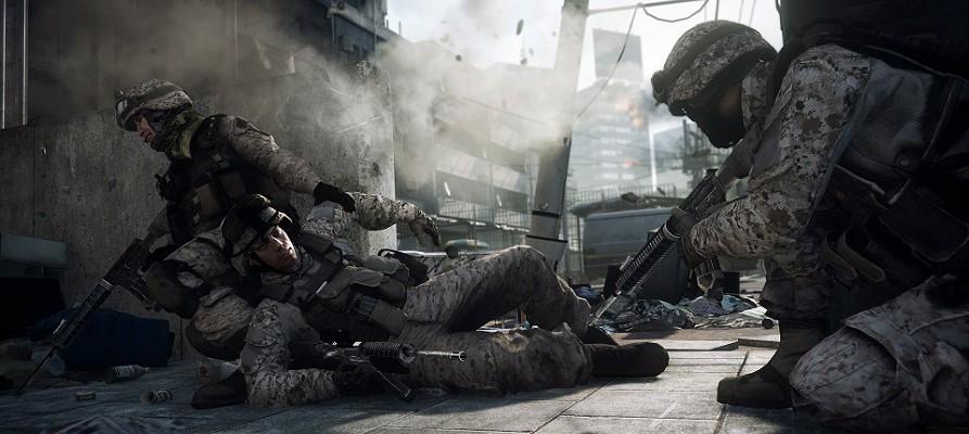Kommt Battlefield 3 für die Xbox 360 auf zwei DVDs?