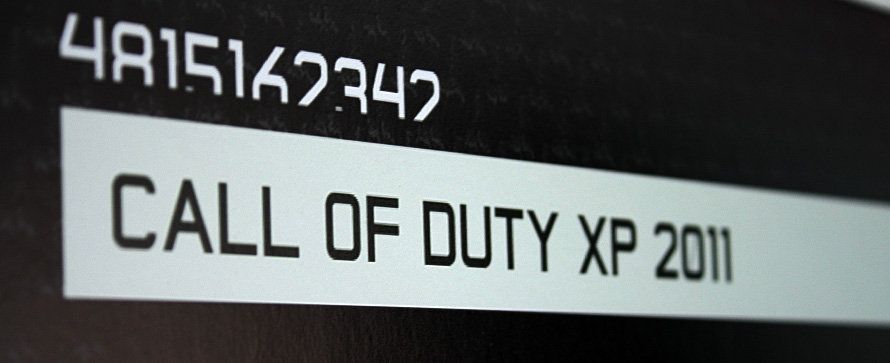 Call of Duty XP 2011