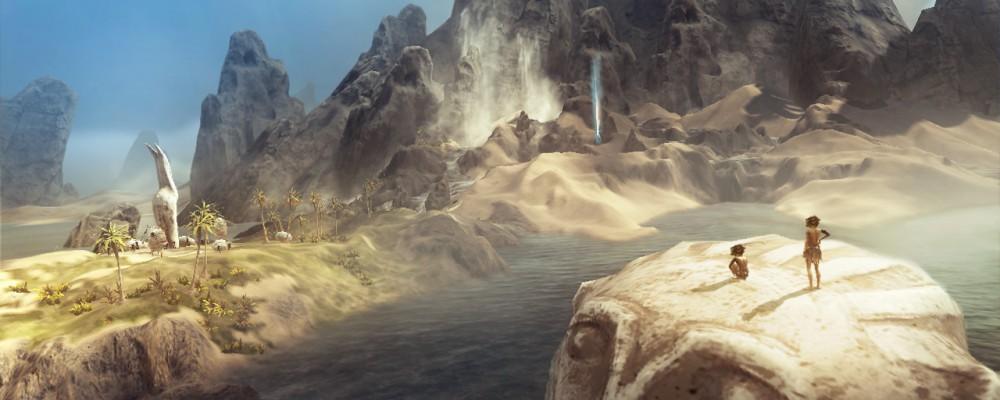 From Dust – Ubisofts Götterspiel erscheint nächste Woche für PlayStation 3
