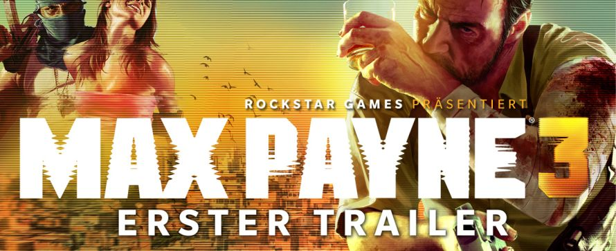 Max Payne 3: Erster Trailer online