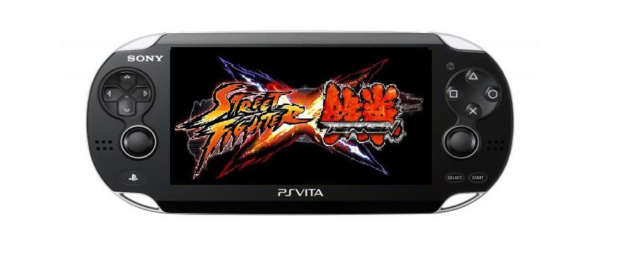 Street Fighter X Tekken – PlayStation Vita Video mit inFamous Held