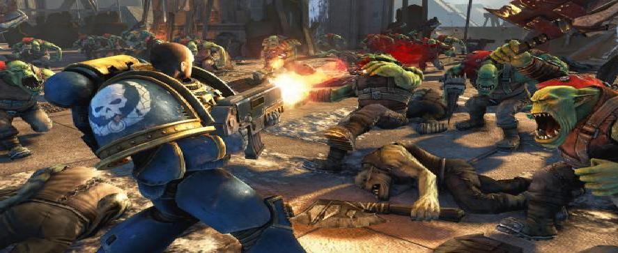 Warhammer 40.000: Space Marine – Neuer DLC noch im Januar 2012
