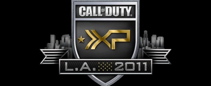 Call of Duty XP 2011 – Seid per Stream live dabei!