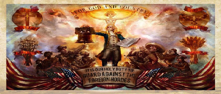 BioShock: Infinite besitzt politische Bezüge zur Realität