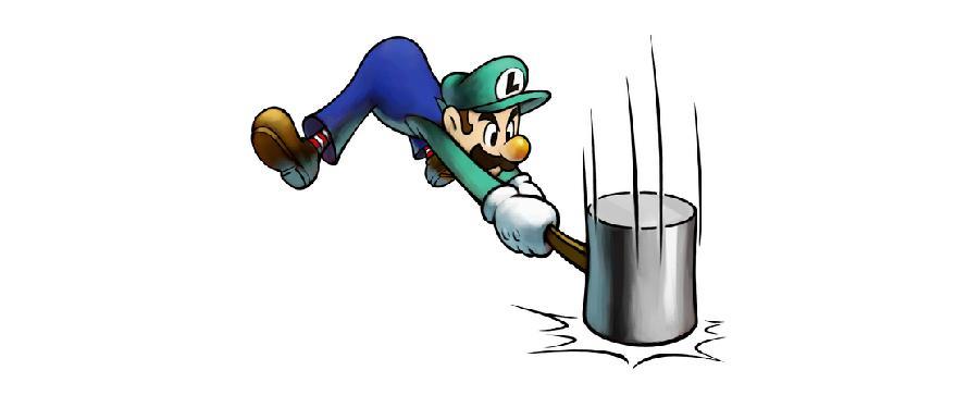Super Mario 3D Land – Luigi als spielbarer Charakter