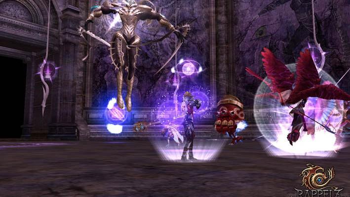 Rappelz – Neue Erweiterung für das Fantasy-MMORPG im November 2011