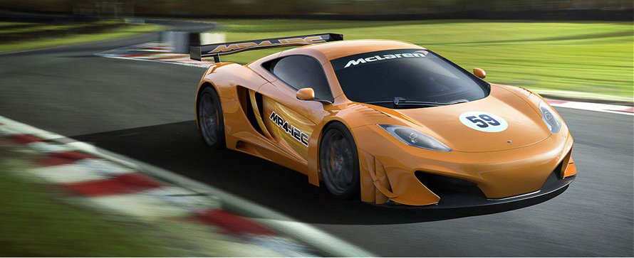 iRacing: McLaren MP4-12C GT3 kommt 2012
