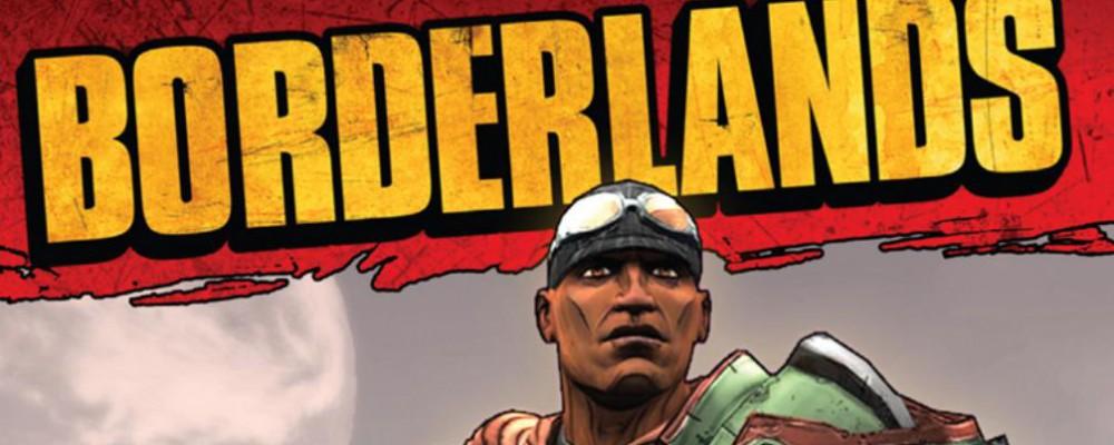 Borderlands Roman erscheint Ende November