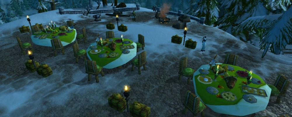 Weltereignis in World of Warcraft – Pilgerfreudenfest 2011
