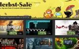 Steam Herbst-Sale – Diese Angebote gibt es an Tag 2