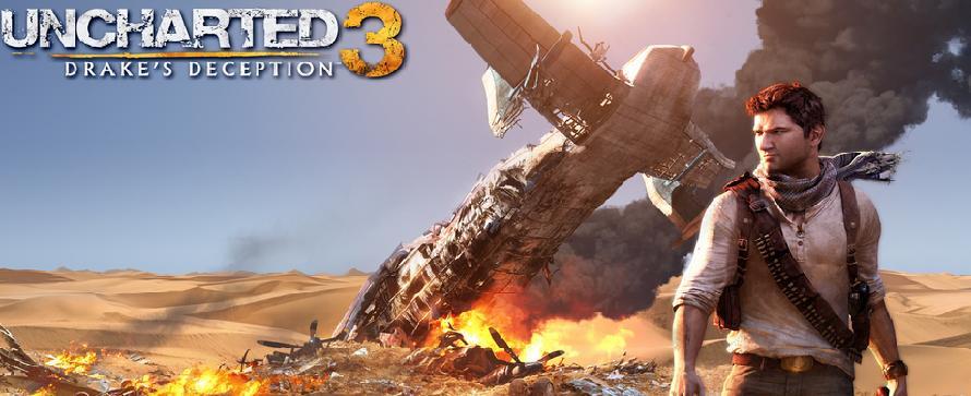 Uncharted 3: Drake's Deception reviewed – Das Schatzjägerspiel im Test