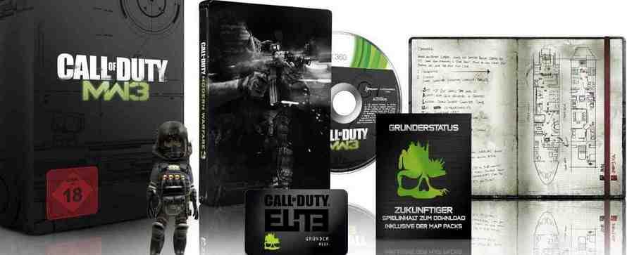 """Nur noch eine Woche – """"Call of Duty: Modern Warfare 3 Hardened Edition""""-Gewinnspiel endet am 15.12."""