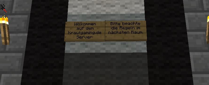 Minecraft – Unser Server ist mit neuer Karte zurück!