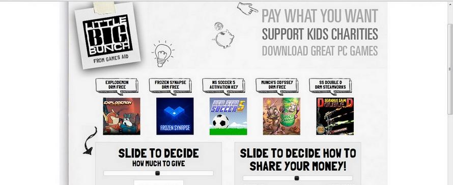 Little Big Bunch Indie Bundle – Humble Indie Bundle bekommt Konkurrenz