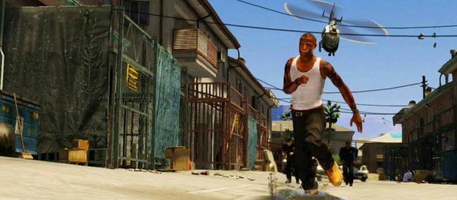 Was erwartet uns in Grand Theft Auto V?