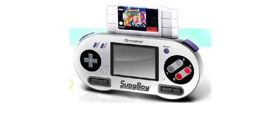 Super Nintendo für die Hosentasche – Der SupaBoy