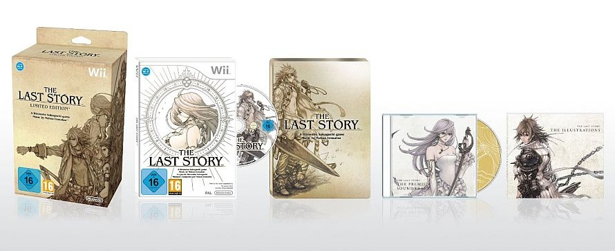 The Last Story – Feine Sachen in der Limited Edition