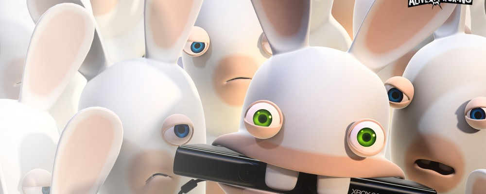 "Kinect-Partyspiel ""Raving Rabbids: Alive and Kicking"" im Review"