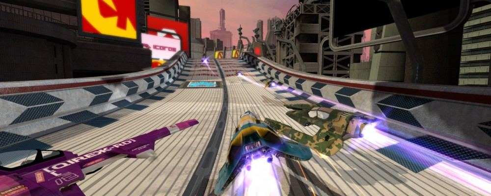 WipEout bald ganz real?