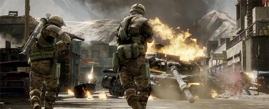 Battlefield: Bad Company bald als TV-Serie