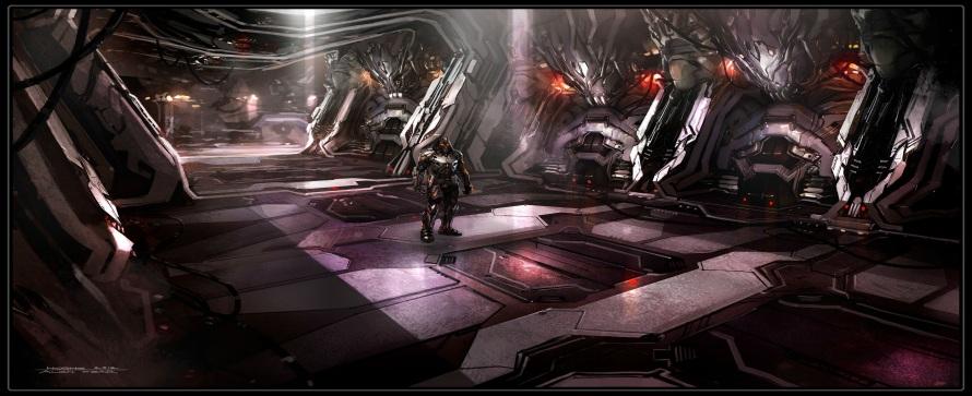 Alien Fear soll das erste AAA Spiel nur zum Herunterladen werden