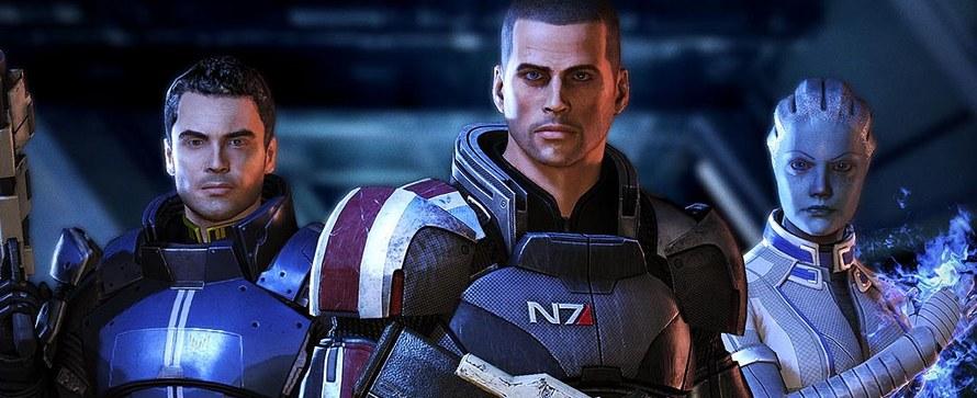 Die Arbeiten an Mass Effect 4 haben begonnen