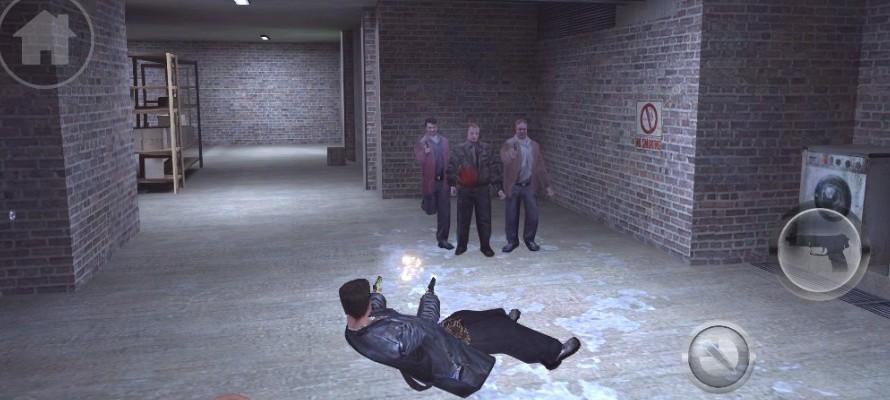 Max Payne für die Hosentasche