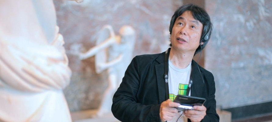 Nintendo goes Art – Der 3DS im Louvre