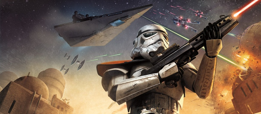 Star Wars Battlefront 3 – Dateien auf Racoon City Disc geleaked